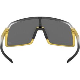 Oakley Sutro Sonnenbrille Herren trifecta fade/prizm black